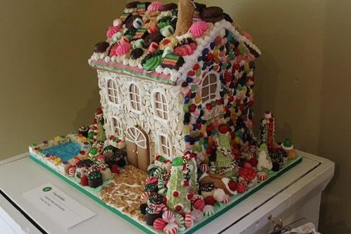 gingerbread Casa di dolci