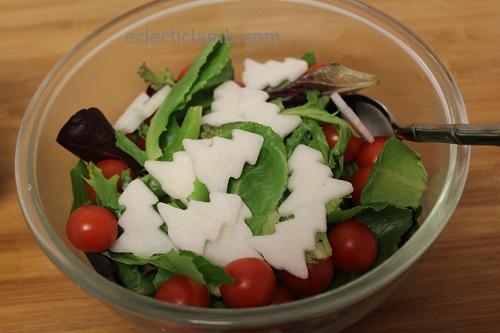 tree salad