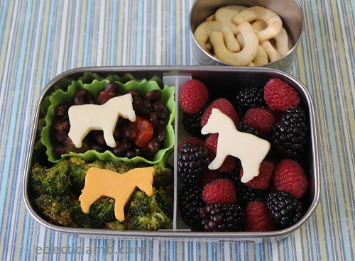 Horse Themed Lunch