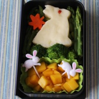 Easter Food Art and Bento Lunch