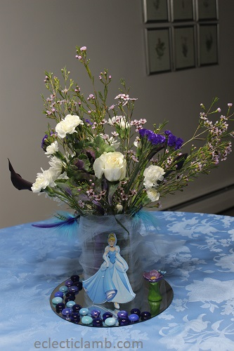 Cinderella Floral Arrangement