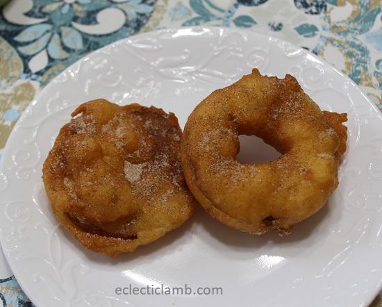 Batter Apple Rings