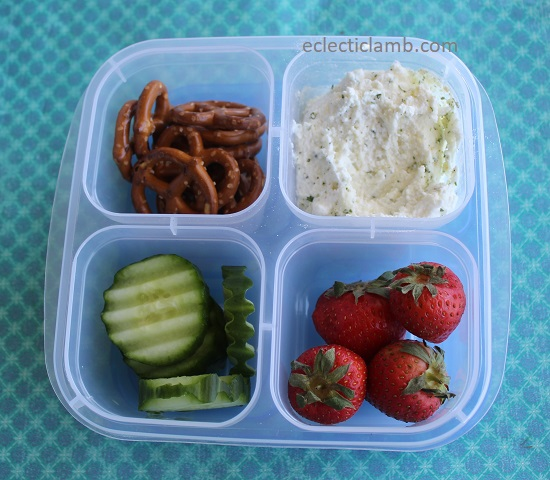 Ranch Ricotta ELB Snack Box