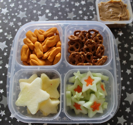 Space Snack Box