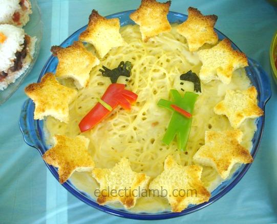 Tanabata Pasta Pie