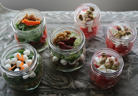 salad terrarium and fruit mason jar lunches.jpg