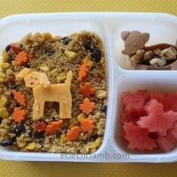 3 Leaf Themed Lunches
