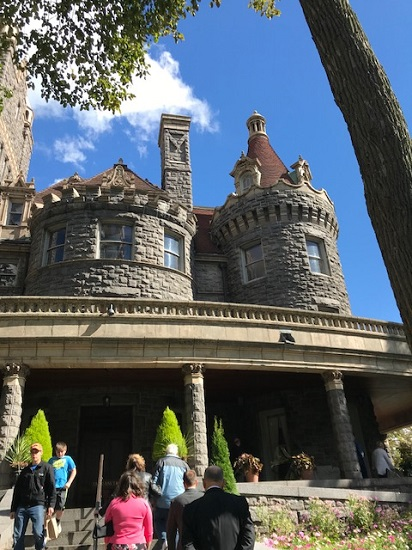 Boldt Castle Close