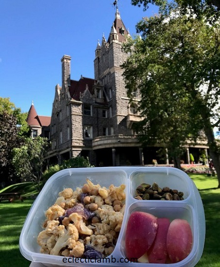 ELB Lunch at Boldt Castle