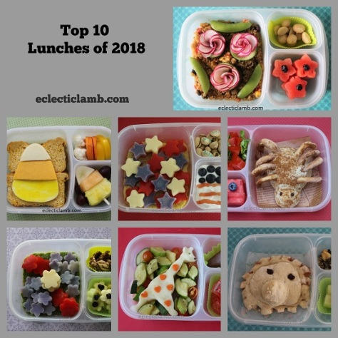 Top10 Lunches 2018