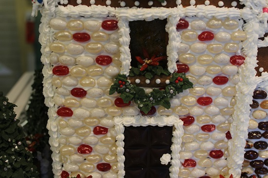 Jelly Bean Gingerbread Siding