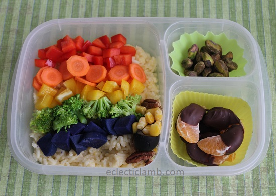 Rainbow Lunch