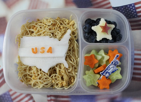 USA Lunch