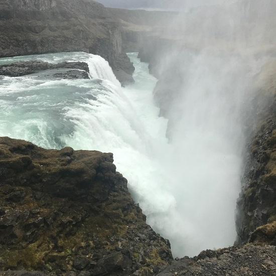 Gullfoss Waterfall Iceland 2