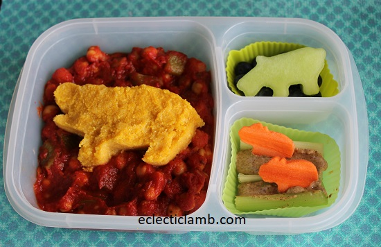 Hippo Polenta Lunch