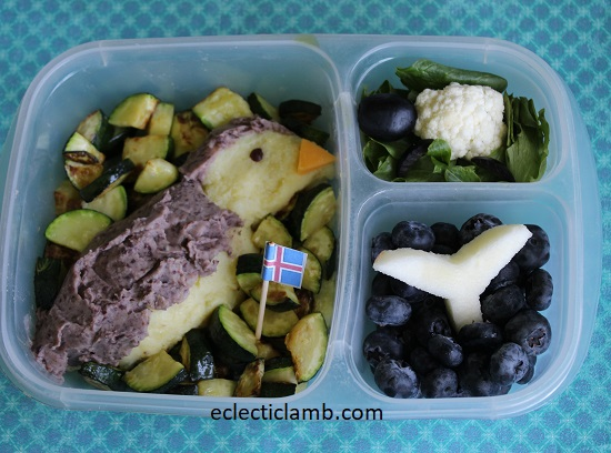 Iceland Themed Lunch