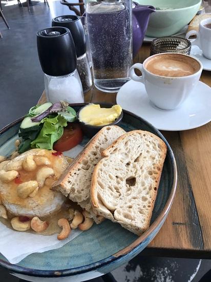 lunch in Reykjavik
