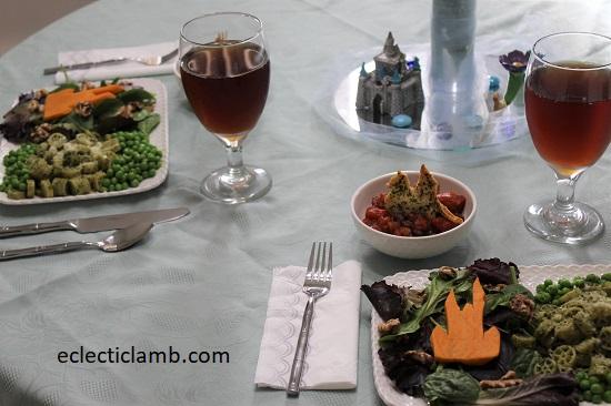 Sleeping Beauty Dinner Plates.jpg
