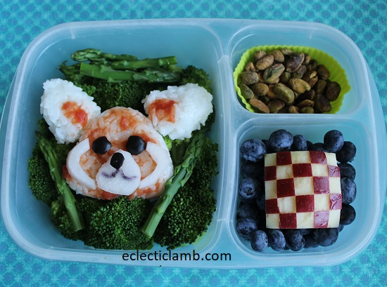 red panda lunch