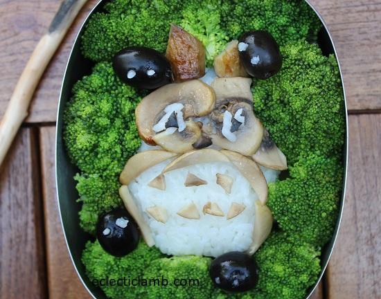 Totoro Bento Lunch
