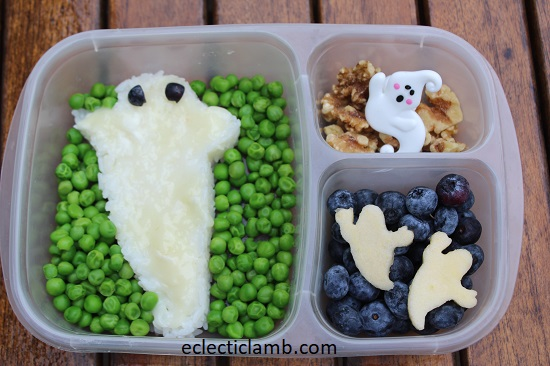 ghost rice lunch