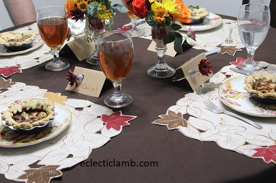 Thanksgiving Vegan Dessert
