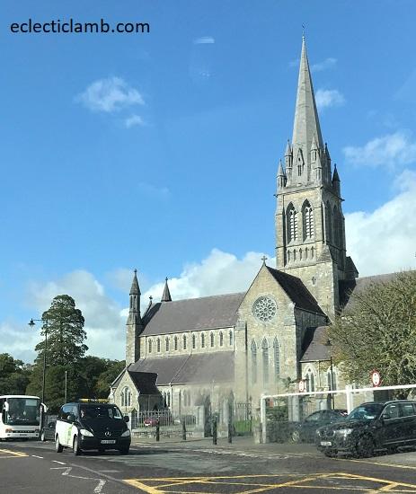 Church in Killiarney
