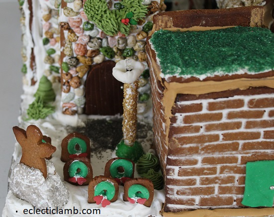 Gingerbread Graveyard