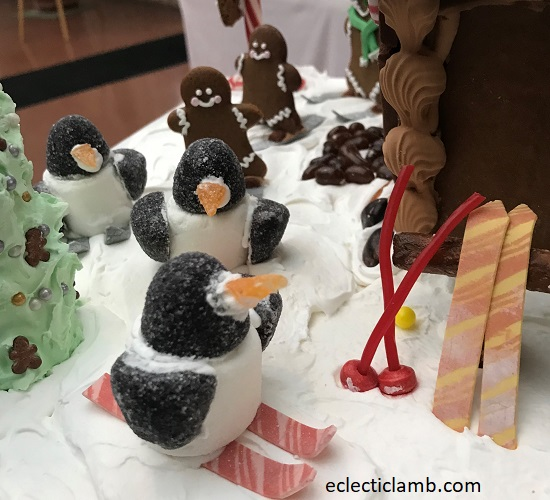 Gingerbread Penguins