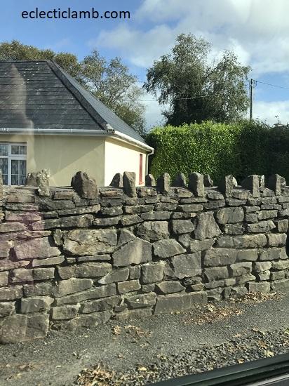 Irish Stone Wall