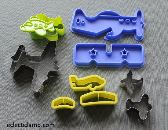 Airplanes Cookie Cutters