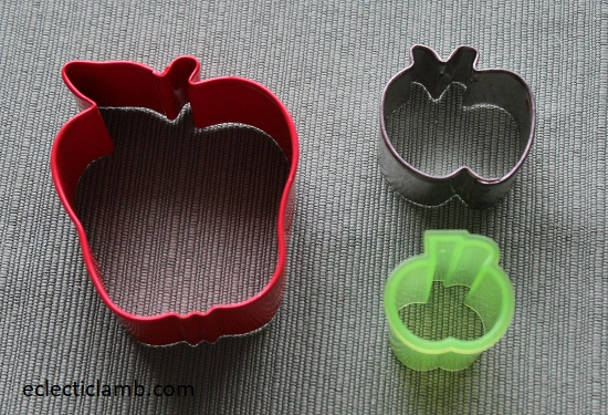 Apples Cookie Cutters