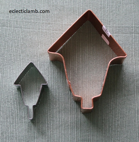 Bird House Cookie Cutters