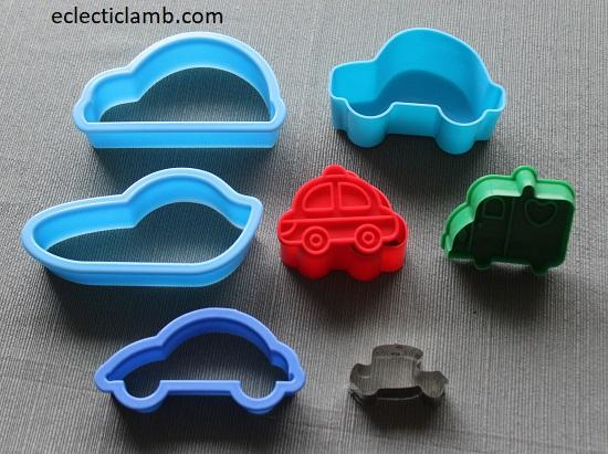 Car Cookie Cutters