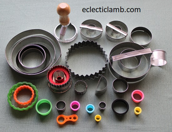 Circle Cookie Cutters