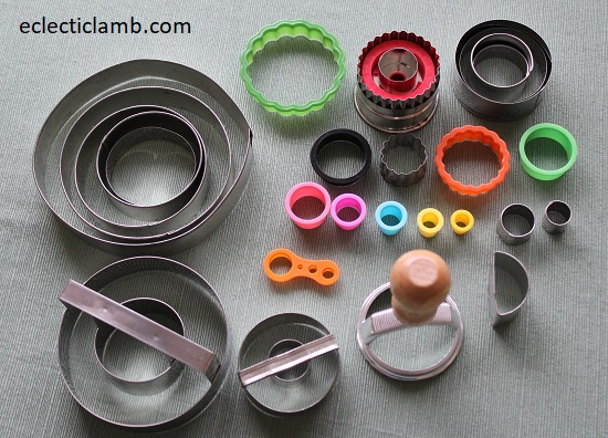 Circles Cookie Cutters