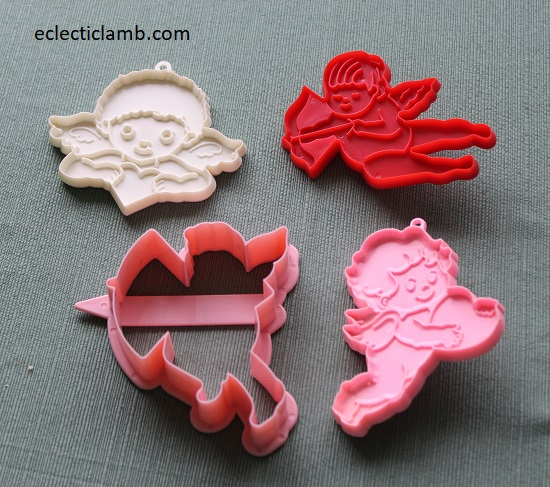 Cupid Cookie Cutters