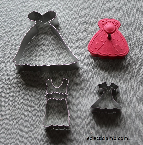 Dresses Cookie Cutters