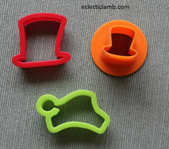 Hat Cookie Cutters