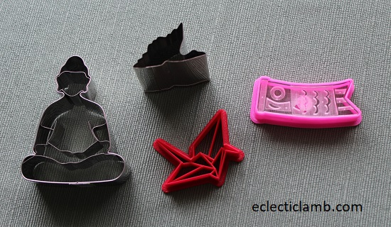 Japan Cookie Cutters