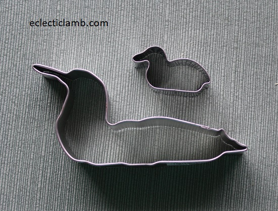 Loon Cookie Cutters