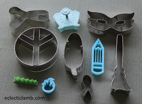 Misc Cookie Cutters