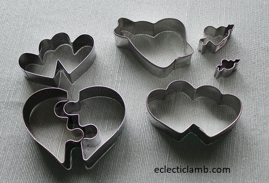 Other Hearts Cookie Cutters
