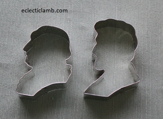 Presidents Cookie Cutters