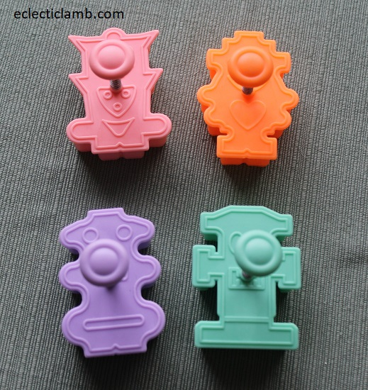 Robots Cookie Cutters