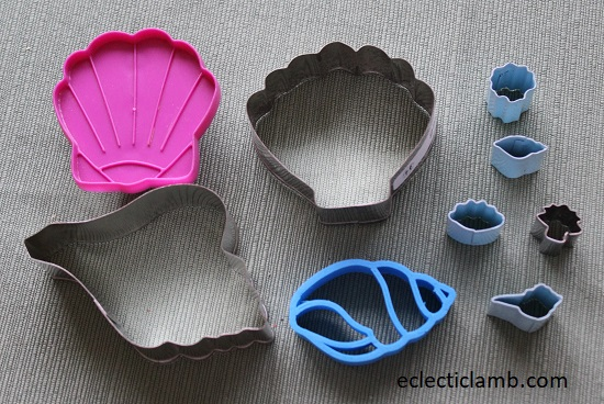 Shell Cookie Cutters