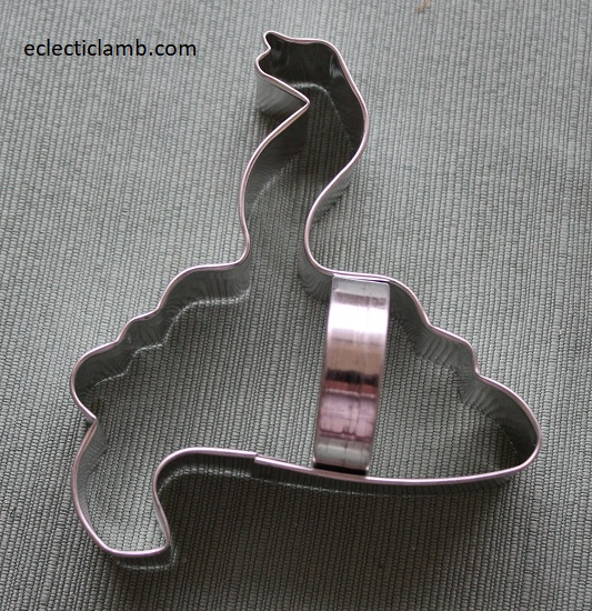 Snake Cookie Cutter