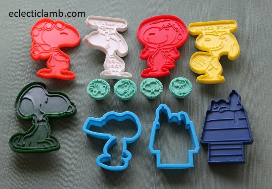 Snoopy Cookie Cutters