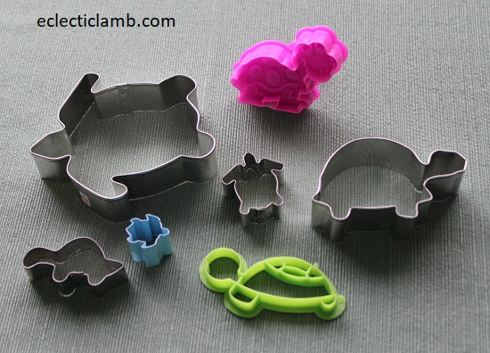 Turtle Cookie Cutters