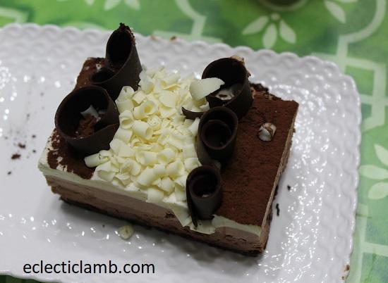 Wegmans Chocolate Mouse Cake